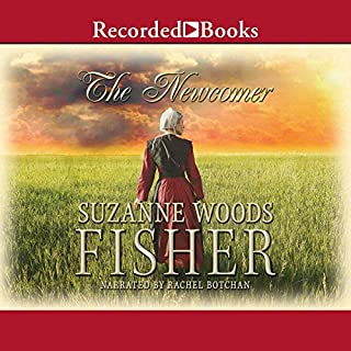 The Newcomer audiobook cover art