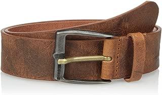 Diesel Men's Whyz Leather Belt