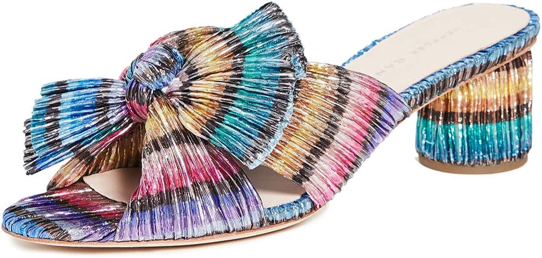 Loeffler Randall Women's Emilia-pla Slide Sandal