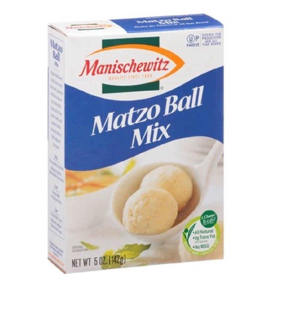 Manischewitz Matzo Ball Mix 5 Pack of 12 oz Louisville-Jefferson County Mall Max 56% OFF