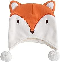 pureborn Baby Hat with Pompom Newborn Warm Winter Beanies Cap Cotton Soft 0-15 Months