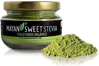 Organic Stevia Green Powder, 1.40 oz