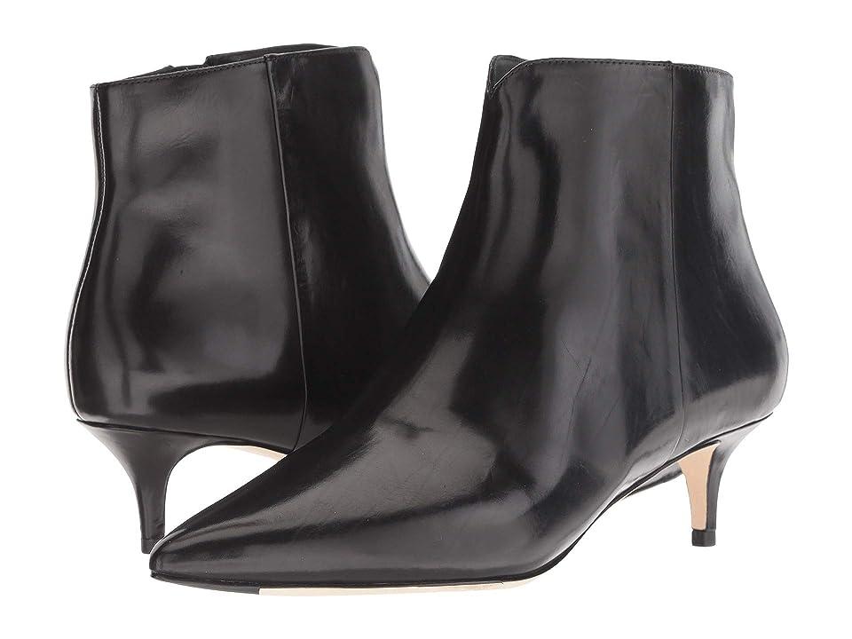 Cole Haan Vesta Bootie (Black Leather) Women