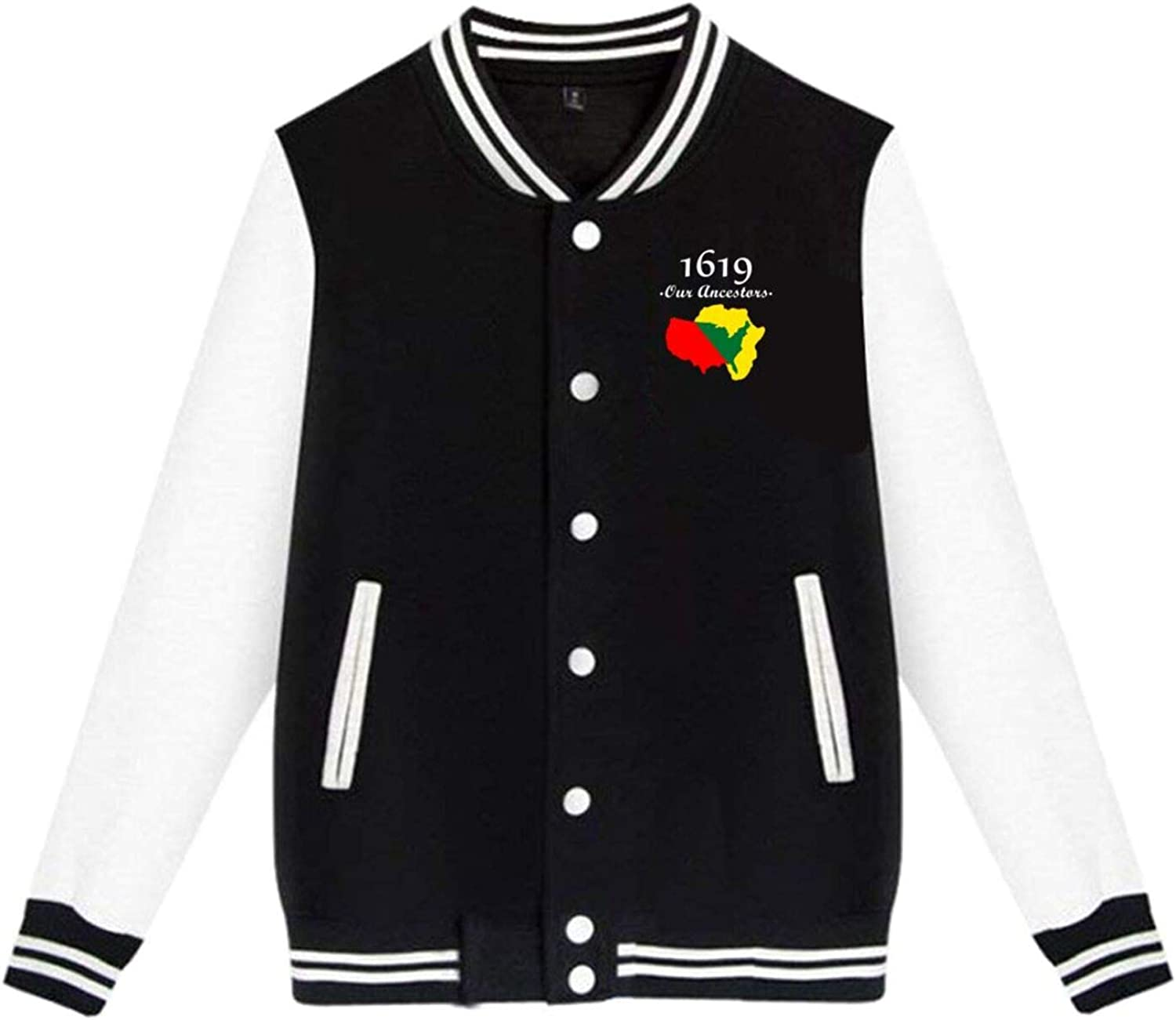 1619 Our Ancestors All items in the store Project Womens Men's 2021new shipping free Baseball Jacket Uniform