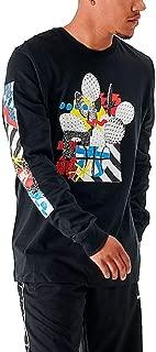 Nike Sportswear HIGH Summer Long-Sleeve T-Shirt Mens Bv7567-010