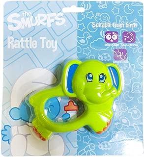 Smurfs Rattle Toy (Elephant)  , Piece of 1