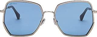 Luxury Fashion Mujer ALINESLKS61 Plata Gafas De Sol | Primavera-Verano 19