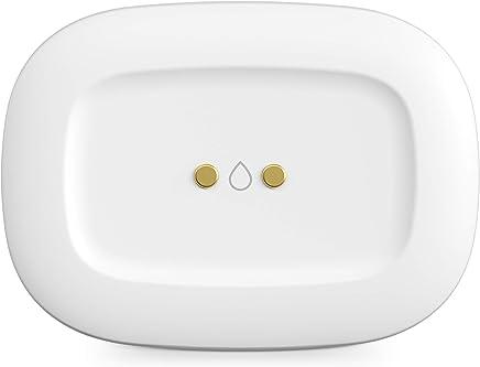 Samsung GP-U999SJVLCAA Smart Things Water Leak Sensor - Automate Lights & Siren For Alert – ZigBee | Accessory to Smart Things Hub White