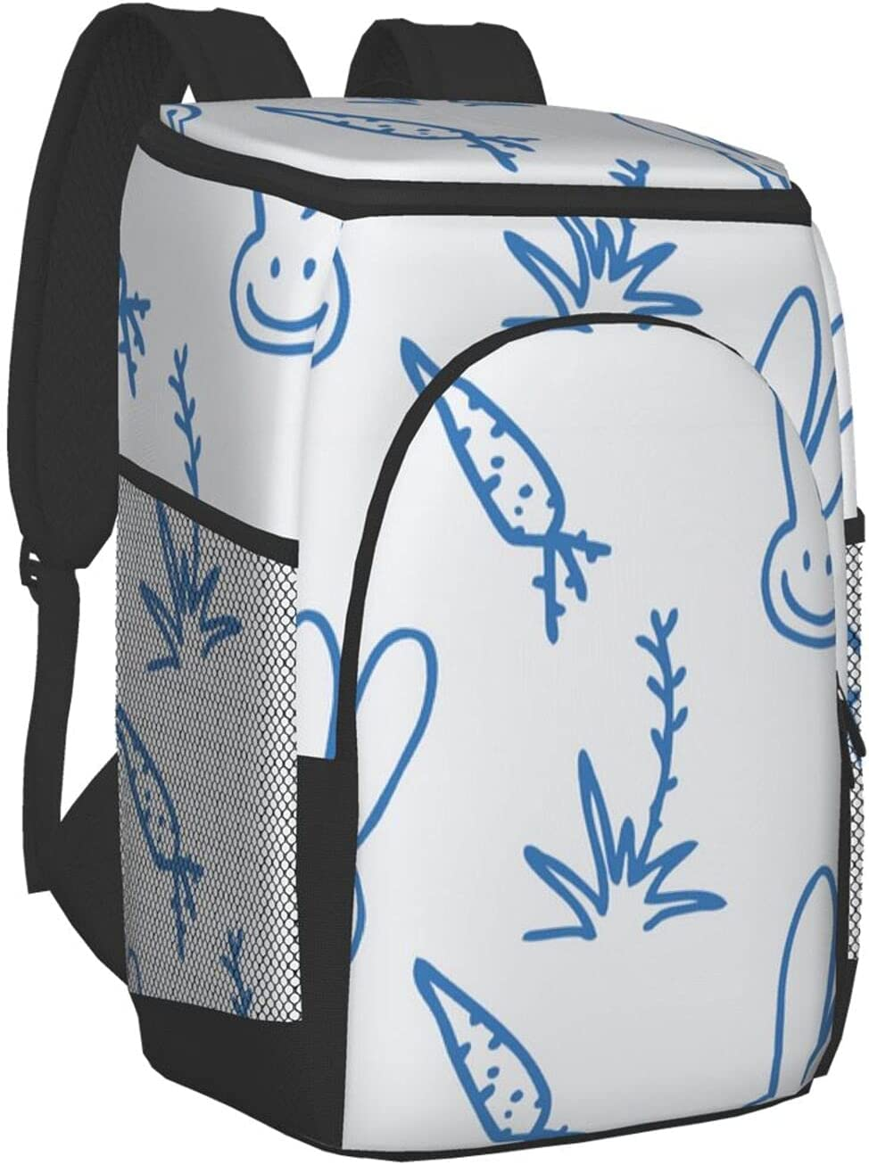 Bee and Honeycomb Cooler Backpack Soft Insulated C Bag 2021 spring Ranking TOP6 summer new Leakproof