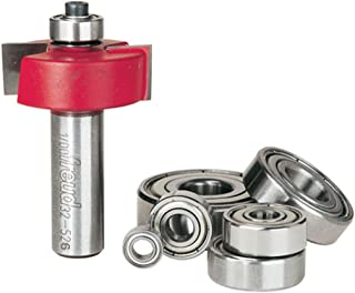 Best 3 16 router bit with bearing Reviews