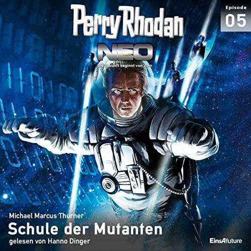Schule der Mutanten (Perry Rhodan NEO 5) Titelbild
