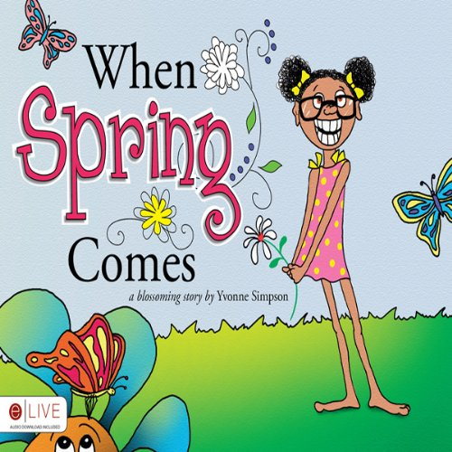 When Spring Comes audiobook cover art