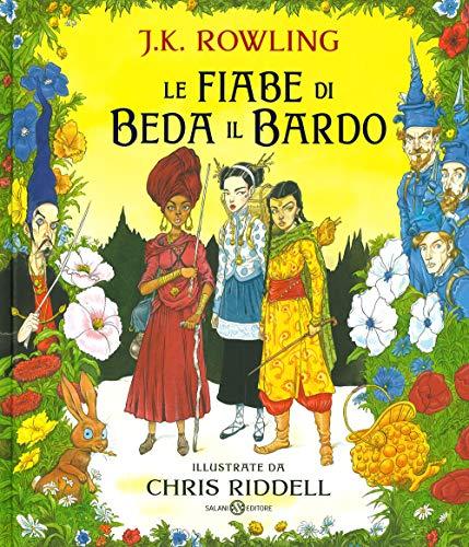 Le fiabe di Beda il Bardo. Ediz. a colori