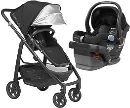 UPPAbaby Full-Size Cruz Infant Baby Stroller & MESA Car Seat Bundle, Jake