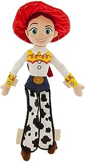 Disney Jessie Plush - Toy Story 4 - Medium - 16 1/2 Inch