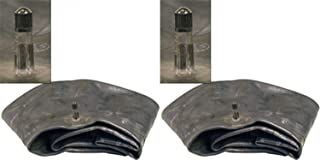 Set of 2 (Two) Farm Tractor Implement Tire Inner Tubes TR 15 Rubber Valve 19