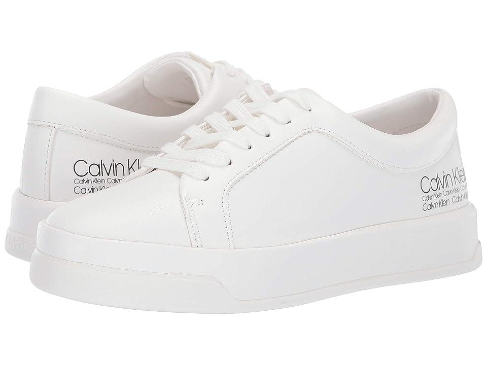 Calvin Klein Fatima (White) Women