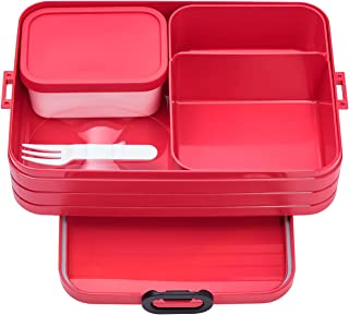 Sponsored Ad - Mepal Take a Break Bento Lunchbox, Abs, Nordic Red, One Size