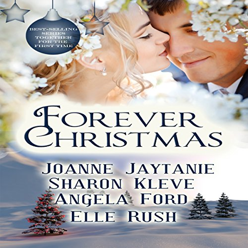 Forever Christmas audiobook cover art