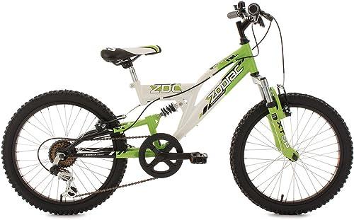 Obtén lo ultimo KS Cycling 600K - Bicicleta Bicicleta Bicicleta Infantil MTB, 5-7 años, Color negro  envio rapido a ti