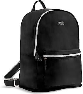 Paravel Fold-Up Backpack (Domino Black)