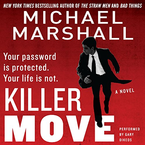 Killer Move audiobook cover art