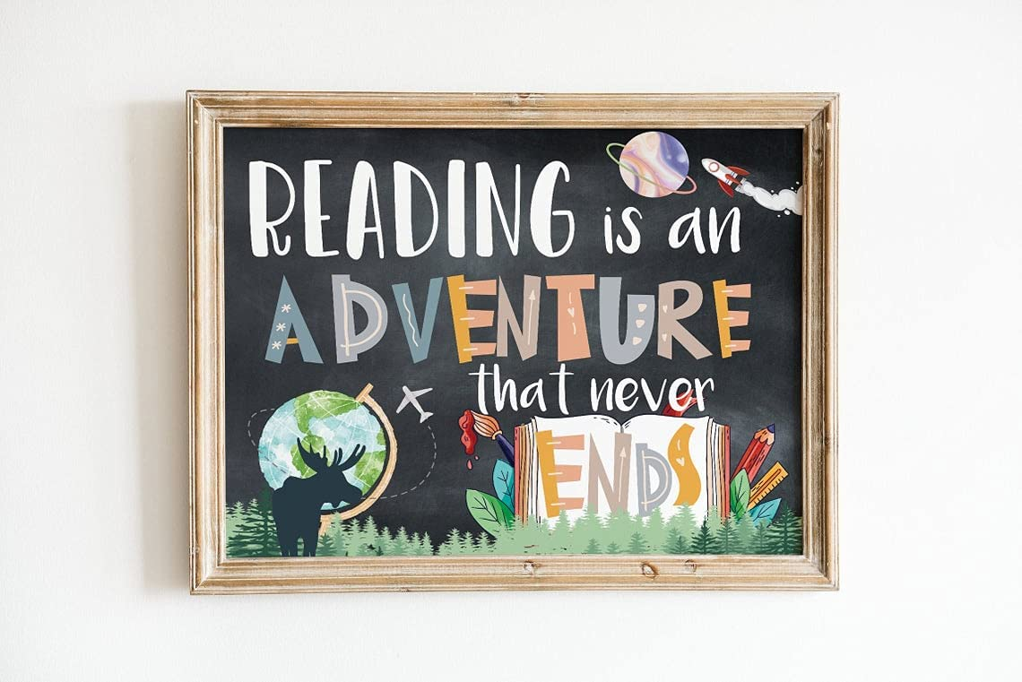Awesome Quote Japan's largest assortment Classroom Decor Year-end gift Worl Poster Inspiration