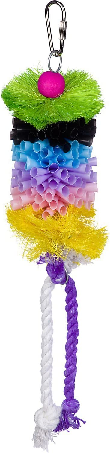Prevue Pet Regular store Products Calypso Creations Straw Toy Stacker M Popular product Small