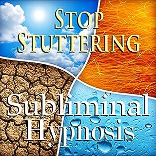 Stop Stuttering Subliminal Affirmations audiobook cover art