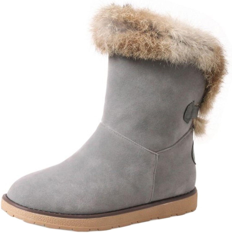 KemeKiss Women Boots Pull On