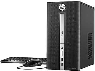 Premium High Performance Business Flagship HP Pavilion Desktop PC Tower Intel i5-7400..