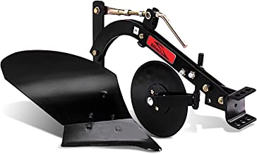 Brinly PP-51BH Sleeve Hitch Tow Behind Moldboard Plow, 10-Inch