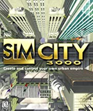 Sim City 3000 - Mac