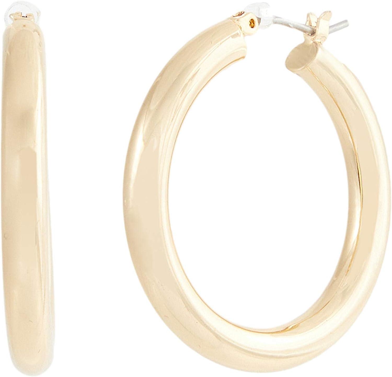 LAUREN Ralph Lauren Small Hoop Earrings