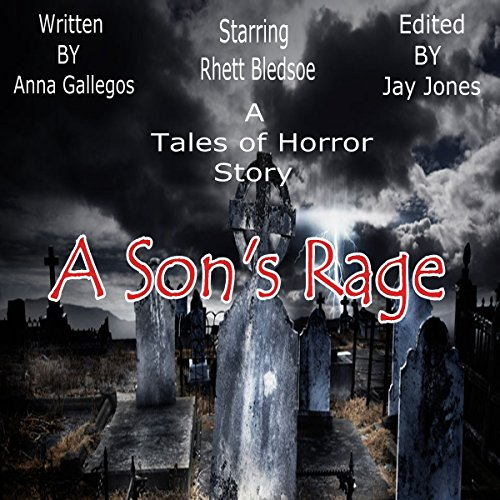 Tales of Horror - A Son's Rage cover art