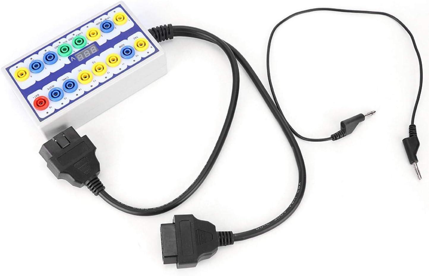 DFKEA Automobile Detector-Car OBD2 Teste Detector Overseas parallel import regular Fashionable item Protocol Fault