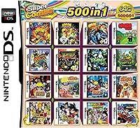 Adatto per Nintendo 2DS NDS 3DS, puoi giocare 500 giochi con una singola scheda. KUAILE vende prodotti contraffatti. Si prega di fare attenzione quando si acquista