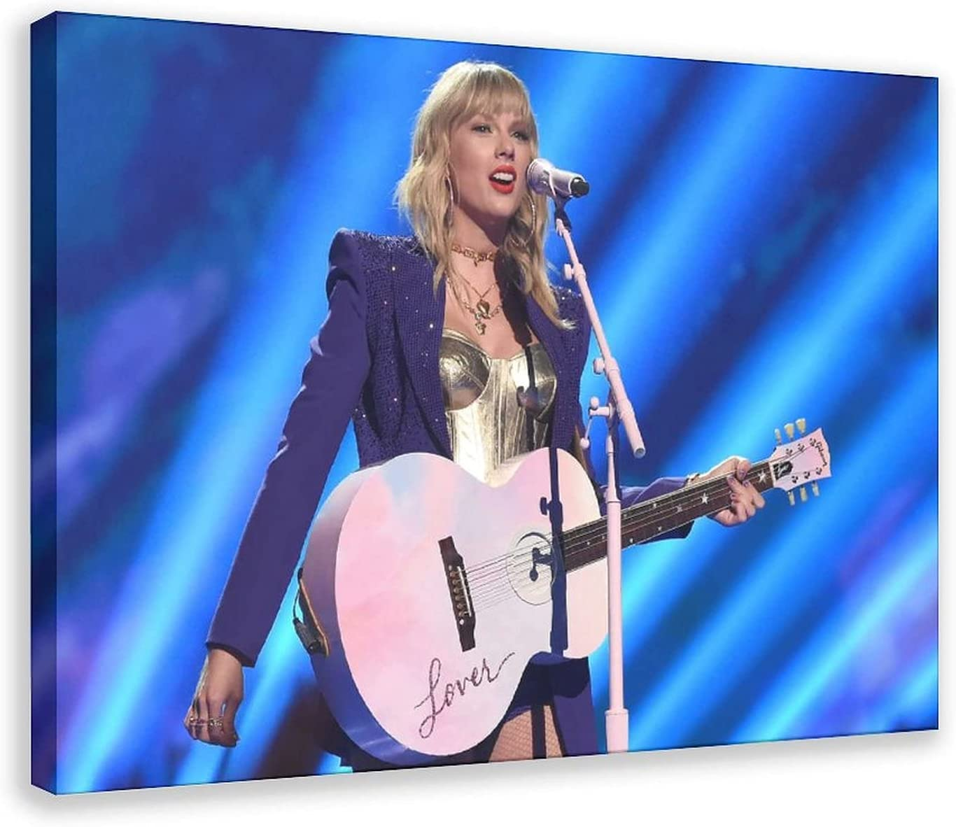Famous Singer Beauty Taylor Swift Idol Canvas Poster Pop 37 Post San Diego Mall Safety and trust