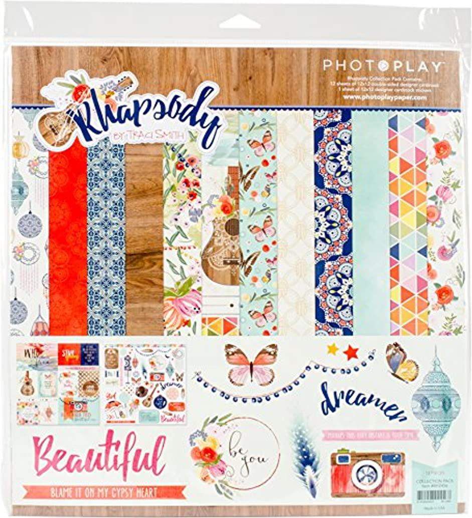 Photoplay Paper Photo Play Rhapsody Collection Pack