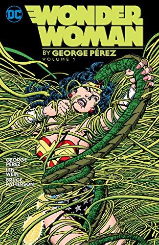 Wonder Woman By George Perez Vol. 1 (Wonder Woman (1987-2006))