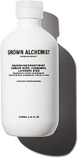 Grown Alchemist Nourishing — Conditioner 0.6: Damask Rose, Chamomile, Lavender Stem, 200 ml