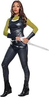 Secret Wishes Women's Guardians of the Galaxy Gamora Costume