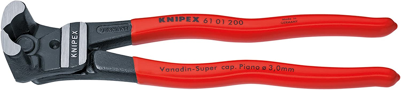 Knipex Bolzen-Vornschneider (200 mm, hohe Übersetzung) 61 01 200 B001OXDDN8  Bevorzugte Boutique