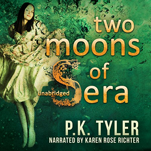 Two Moons of Sera audiobook cover art
