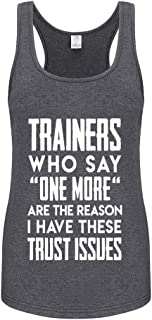 Workout Tank Tops for Women-Womens Funny Saying Fitness Gym Racerback Sleeveless Shirts