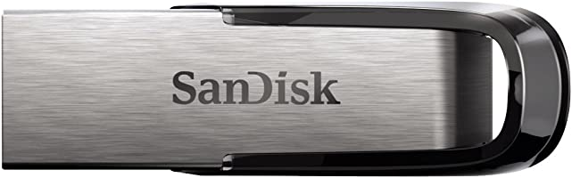 SanDisk Ultra Flair Memoria flash USB 3.0 de 16 GB, con carcasa de metal duradera y elegante y hasta 130 MB/s de...