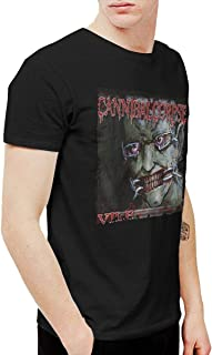 Cannibal Corpse Vile Men's Short Sleeve T-Shirt Black