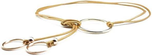 Best gold rope belt uk Reviews