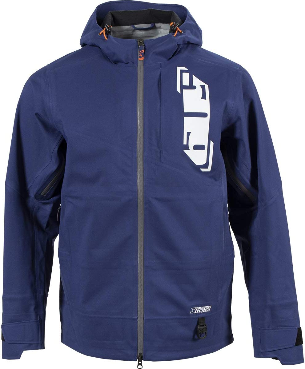 509 Stoke Jacket Shell Special Campaign Large Navy - discount