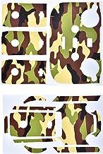 OSALADI Drone Stickers Camouflage Drone Body Decals Afstandsbediening Diy Decals Protector Compatibel Voor Mavic Air 2S Gr...